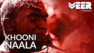 Punishment for Breaking Rules in Commando Training | Khooni Nala | Veer by Discovery