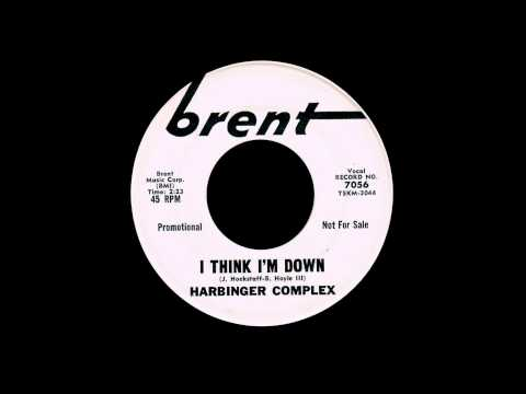 Harbinger Complex - I Think I'm Down (1966)