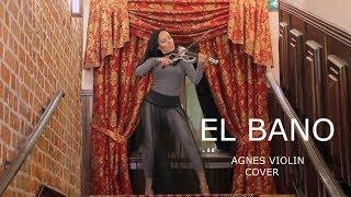 Enrique Iglesias - EL BAÑO ft. Bad Bunny (Violin cover by Agnes Violin)