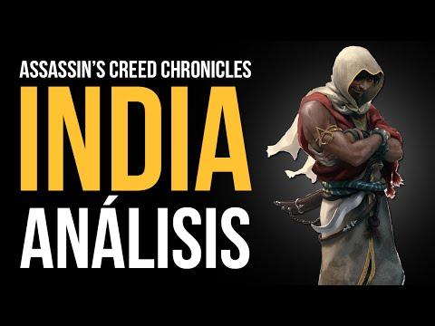 Assassin's Creed Chronicles India: ANÁLISIS - ¿Qué tal está?