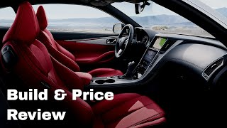 2018 Infiniti Q60 RED SPORT 400 AWD Coupe - Build & Price Review: Performance, Technology, Interior