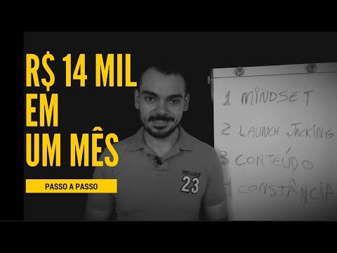 Como Ganhar Mais de R$ 14 mil em Um Mês - Pt. 1/2