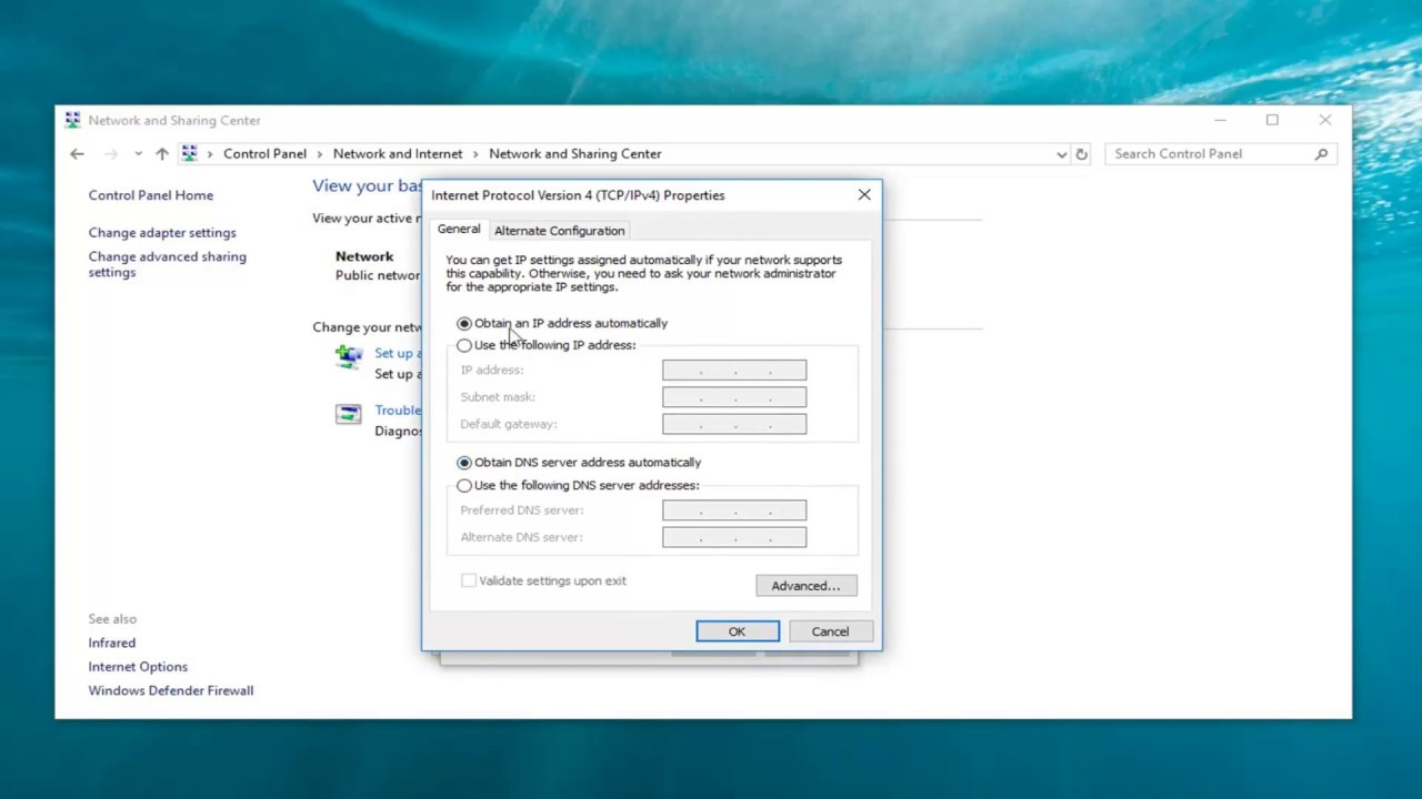 How To Change DNS In Windows 10 [Tutorial]