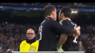 Cristiano Ronaldo Hugs and Pays Respect To Buffon ⚽ Real Madrid   Juventus 1 3 ⚽ 2018 HD #Buffon#CR7