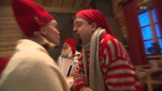 """No e det jul igjen - Hør Ares nye """"julehit"""""""