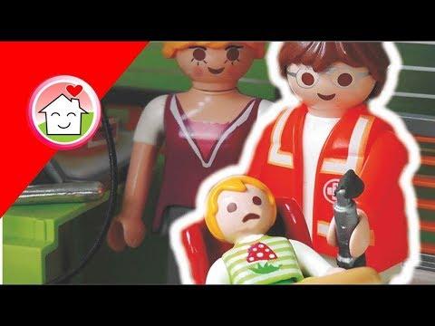 playmobil film deutsch familie hauser bekommt eine katz. Black Bedroom Furniture Sets. Home Design Ideas