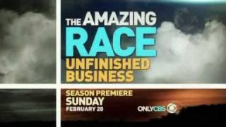 The Amazing Race SEASON 18 (Exclusive Preview!!)