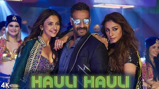 Get ready to groove the smashing beats of hauli from de pyaar starring ajay devgn, tabu & rakul preet! sung by garry sandhu neha kakkar, rec...
