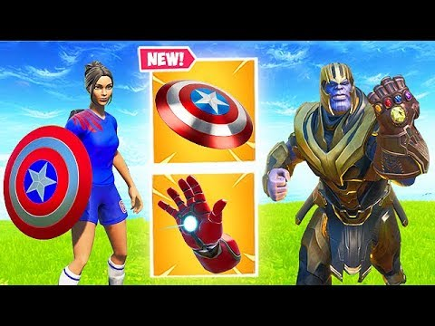 *NEW* AVENGERS MODE IS AMAZING! - Fortnite Funny Fails and WTF Moments! #538