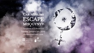 Conference: Can Muslims Escape Misogyny?