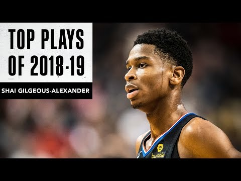 Shai Gilgeous-Alexander wants fans to know he's not Russell Westbrook