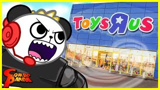 TOYS R US IS BACK IN BUSINESS! Roblox Toys R Us Obby Let's Play with Combo Panda