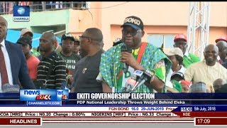 'Ekiti Is A No-Go Area' Fayose Tells APC