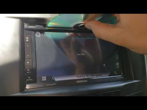 Kenwood 575s in my kizashi review