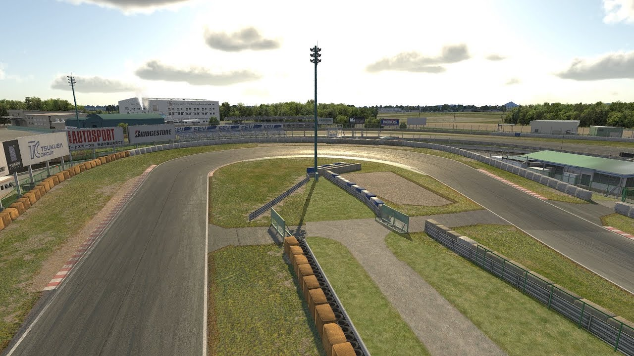 iRacing's new build adds 2 free tracks, dynamic time of day