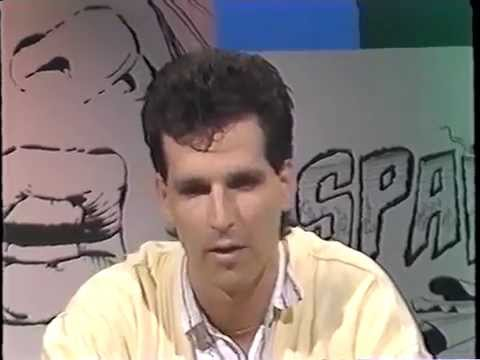 The Comic Book Greats With Todd McFarlane Part 1