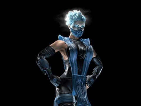Image result for Frost mortal kombat