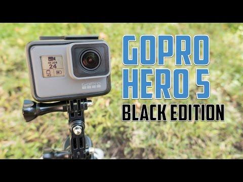 Unboxing y Análisis Gopro Hero 5 Edición Black en Español