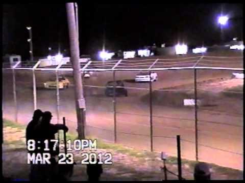 Malden Mini Stock Heat Race-Bootheel 200