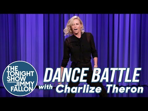 Thumbnail: Dance Battle with Charlize Theron