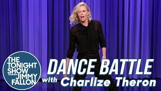 Dance Battle with Charlize Theron