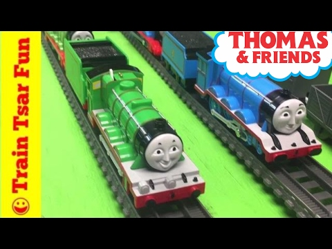 Takara Tomy Plarail Henry The Green Engine Thomas the Tank Engine & Friends Trains