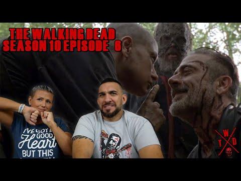 The Walking Dead Season 10 Episode 6 'Bonds' REACTION!! (re Upload)