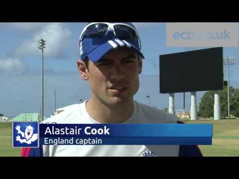 England captain Alastair Cook on Caribbean preparation, Jonathan Trott & competition for places