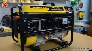 Бензиновый генератор FIRMAN SPG 1500(Купить бензиновый генератор FIRMAN SPG 1500 http://sea-tools.com.ua/item/benzinoviy_generator_firman_spg_1500 Масло для двигателя: ..., 2014-02-05T15:47:57.000Z)
