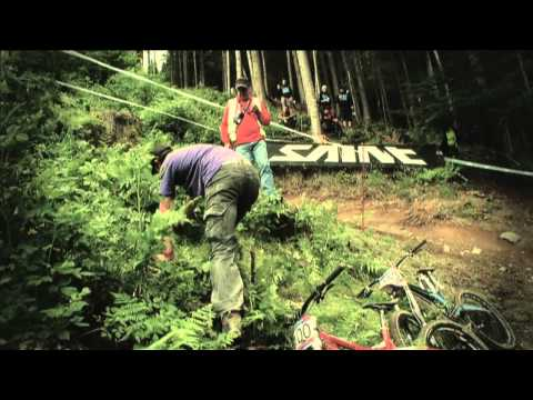 26min Highlight Show @ UCI MTB WORLD CUP 2011 - Leogang 4X/ DHI - Round 5