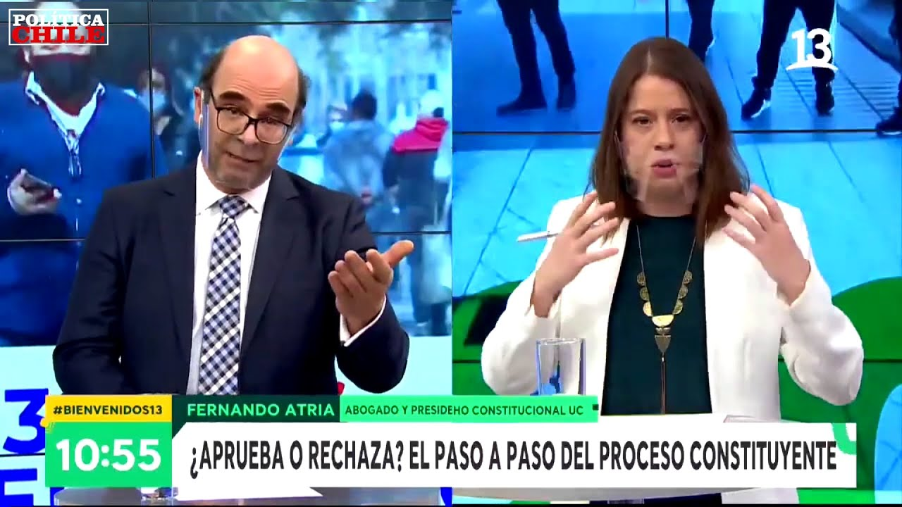 Fernando Atria vs Constanza Hube | Expectativas Constitución