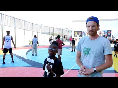 CLU NETWORK at KIPP Empower Academy with Project Backboard & Uncle Drew