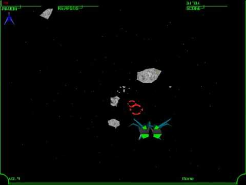 Galactic Patrol v0.9 Beta Rare Long Playthrough Preview (1998 Monkey Byte Development)