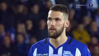 Alaves vs Valencia 2-1 (2-3 ) Resumen & Penaltis completos / Copa Del Rey 24-01-2018