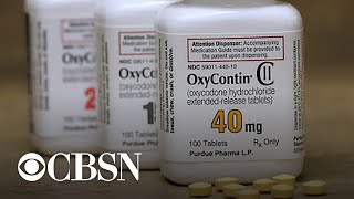 Purdue Pharma files for bankruptcy amid numerous lawsuits over opioid epidemic