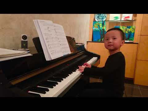 Vive La France piano adventures 2B by Kingsley Cheung piano and kungfu