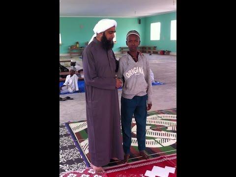 Tanzania Orphan Centre 2014 - AWT - Imaam Shoaib Desai, Sheffield