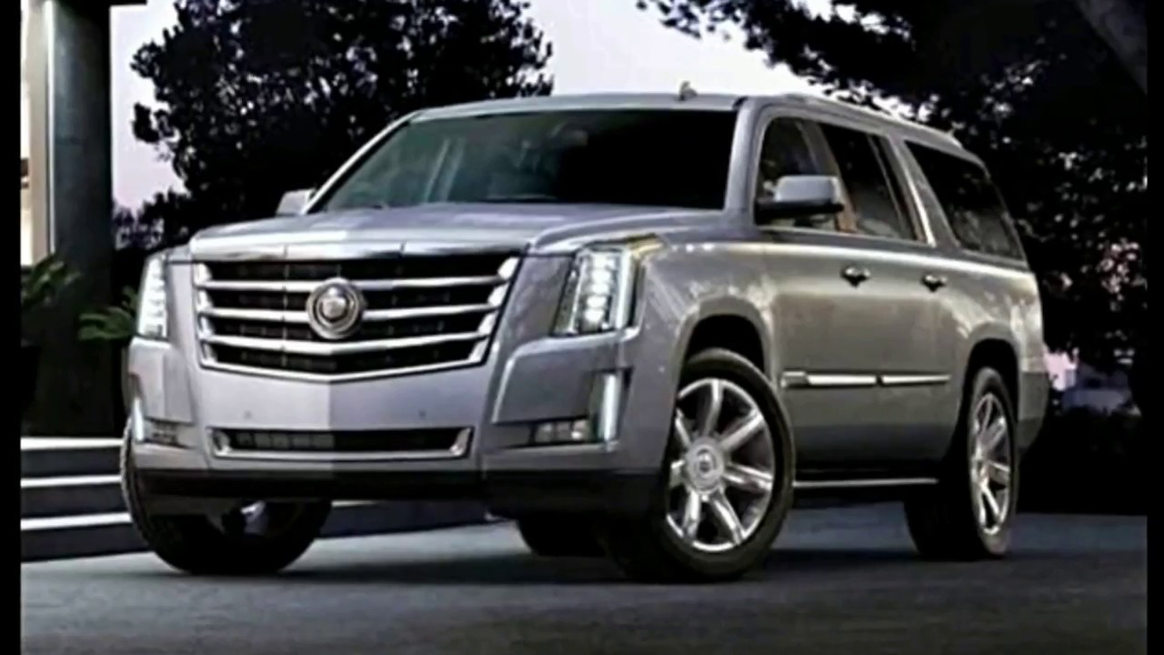 all new cadillac escalade 2018 platinum youtube. Black Bedroom Furniture Sets. Home Design Ideas