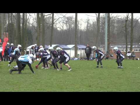 Quarterback sack by DJET!