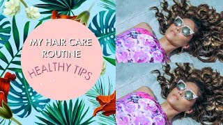 My Hair Care Routine