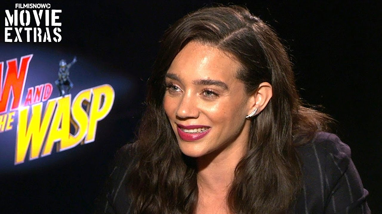 ANT-MAN AND THE WASP | Hannah John-Kamen talks about her experience making the movie