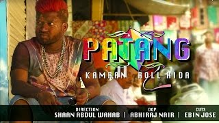 patang telugu rap music video roll rida kamran w lyrics