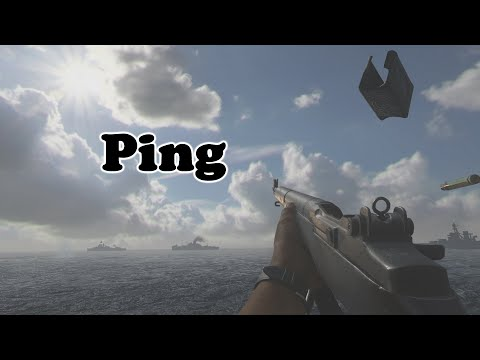 """Every M1 Garand """"Ping"""" In Call Of Duty"""