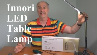 Innori Starlight Led Table Lamp Review | Epicreviewguys