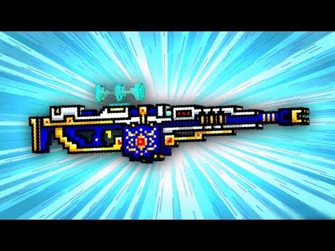 Pixel Gun 3D - Third Eye [Review]