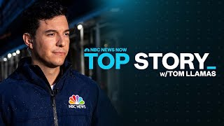 Top Story with Tom Llamas - October 20th   NBC News NOW