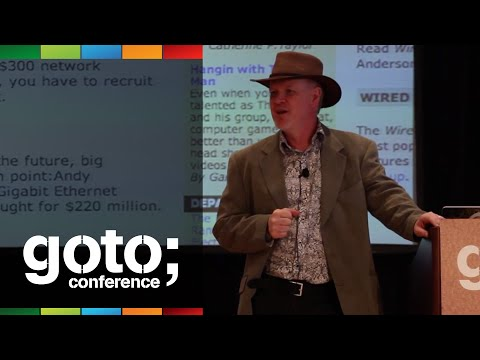GOTO 2014 • Does The Browser Have A Future? • Tim Bray