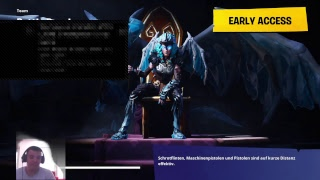 Fortnite English The last live stream divided into 2or3 shared eighth on description part 1
