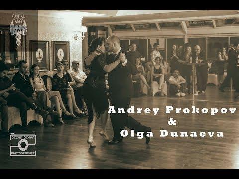 Andrey Prokopov &Olga Dunaeva 2-4 / Capital Tango Weekend /Ankara