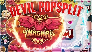 AGMA.IO DEVIL POPSPLIT - 300 BOTS ABILITY HACKER NEW TRICK